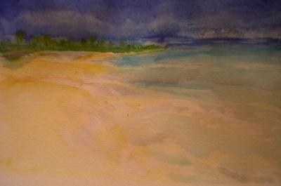 Seascape Antigua 2011